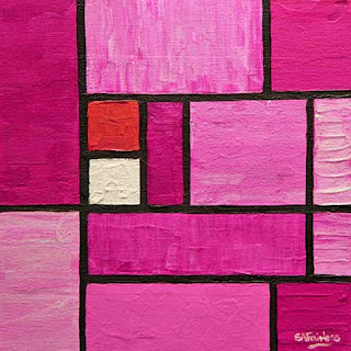 Phamilyblog Pink Abstract Art And Famous Artists