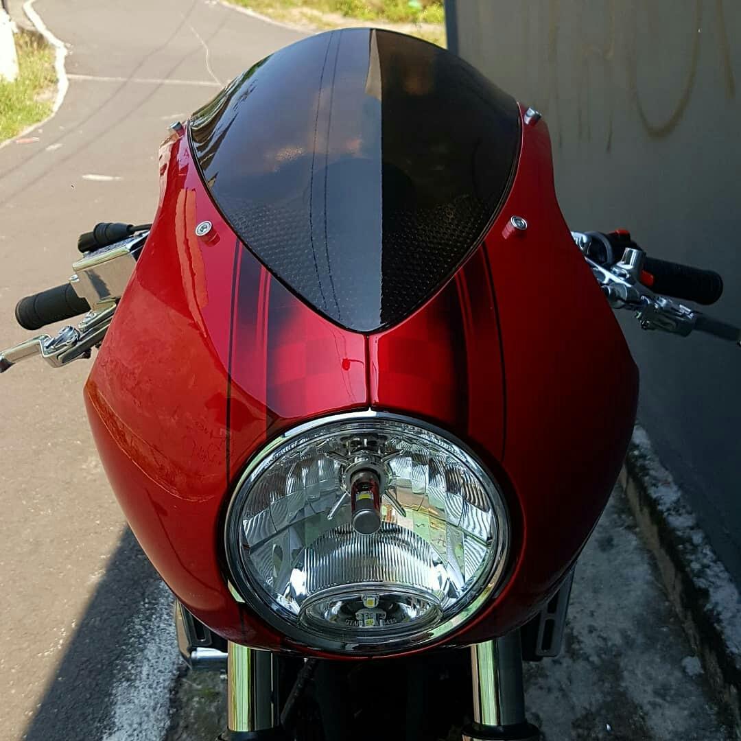 Half Fairing Cafe Racer Honda CB400 Super Four