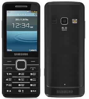 Мобильный телефон Samsung GT-S5611 Black
