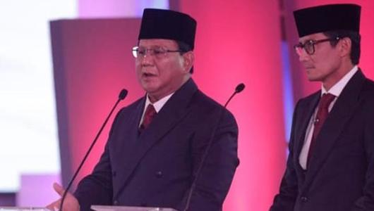 Prabowo: Negara Harus Punya Cukup Uang untuk Berantas Korupsi