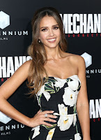 Jessica Alba best red carpet dresses