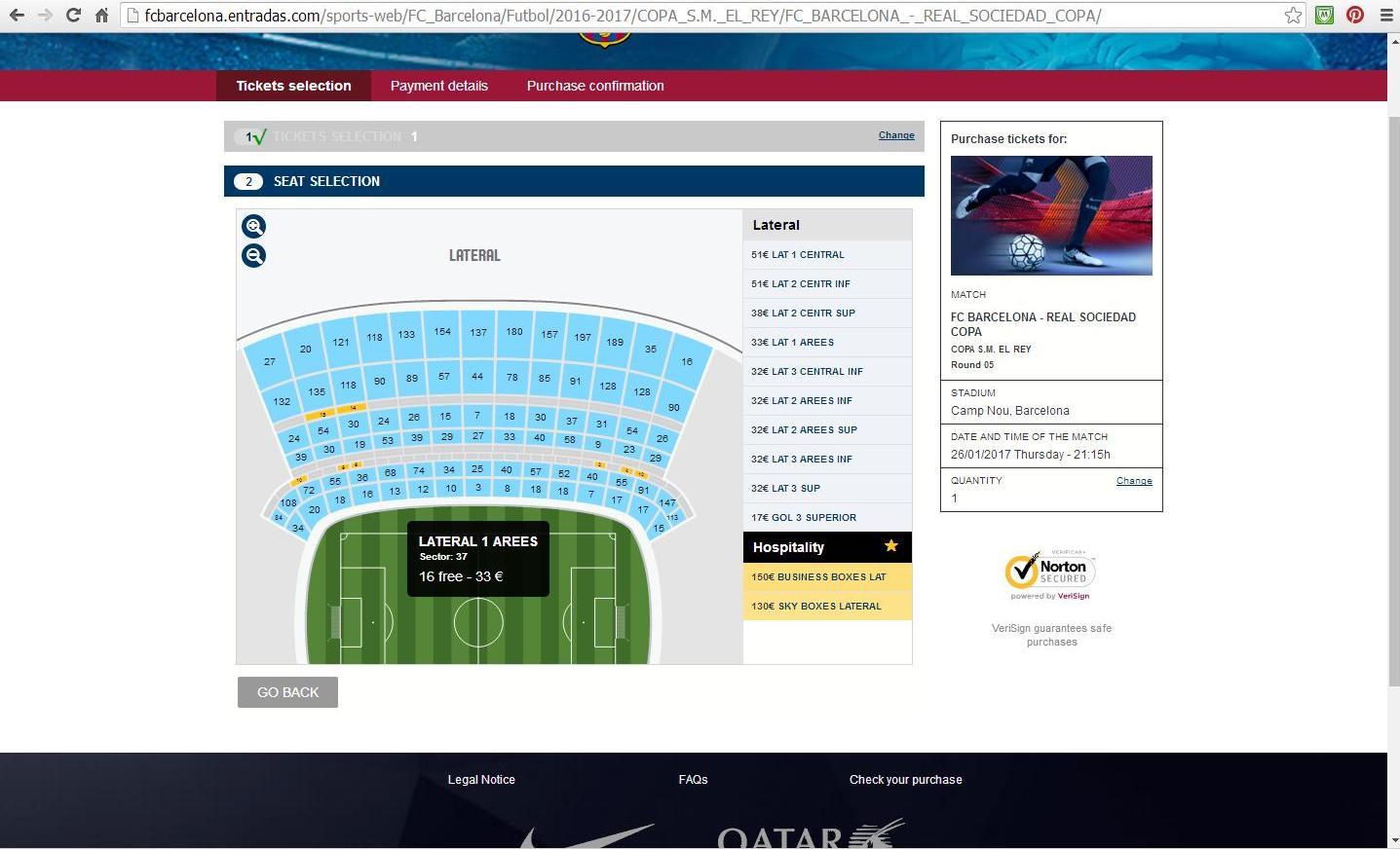 Tá indo pra onde   Como é ver um jogo do Barça no Camp Nou! 7e2eec52d0f4d