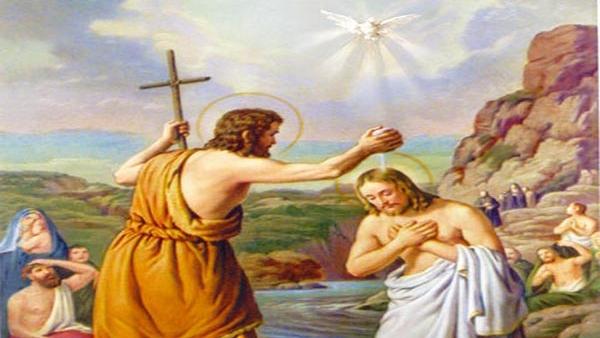 13 January 2019 - Hari Minggu Pemaptisa TUHAN (The Baptism of the Lord)