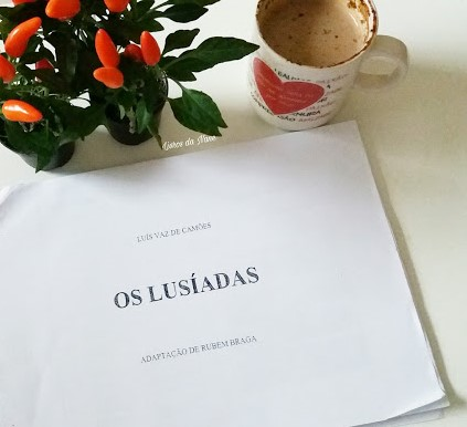 Resenha: Os Lusíadas - Luís Vaz de Camões