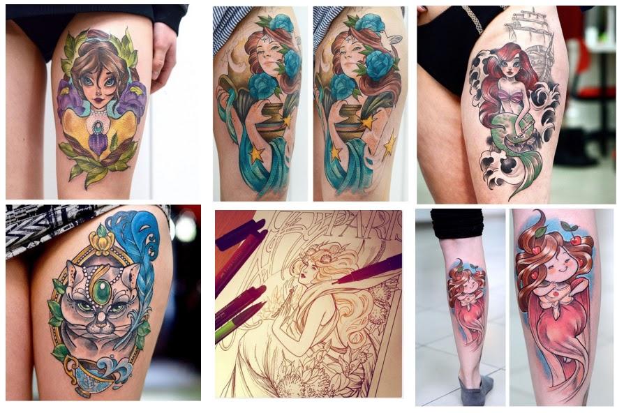 L Art Du Tatouage Des Trucs Et Des Machins