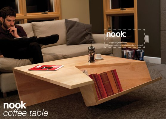 Dave Pickett – Nook Coffee Table