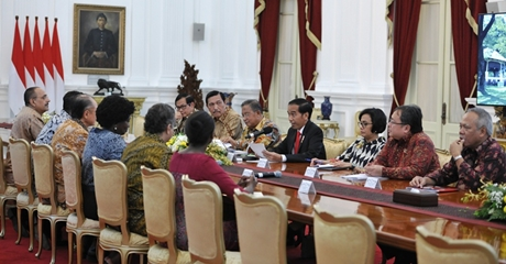 Presiden Bank Dunia Puji Kepemimpinan Presiden Jokowi