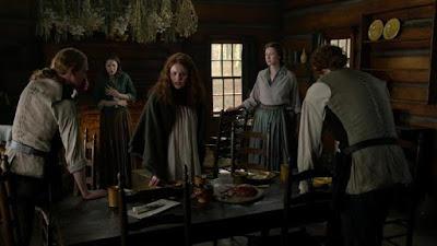Toda la familia Fraser tiene una gran pelea en el capitulo 4x10 de Outlander