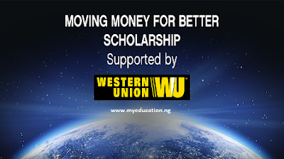Western Union (WU) Moving Money For Better Scholarship 2018 Now Open