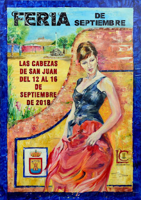 Las Cabezas de San Juan - Feria 2018 - Luz de Feria - Luis Rodríguez Castro