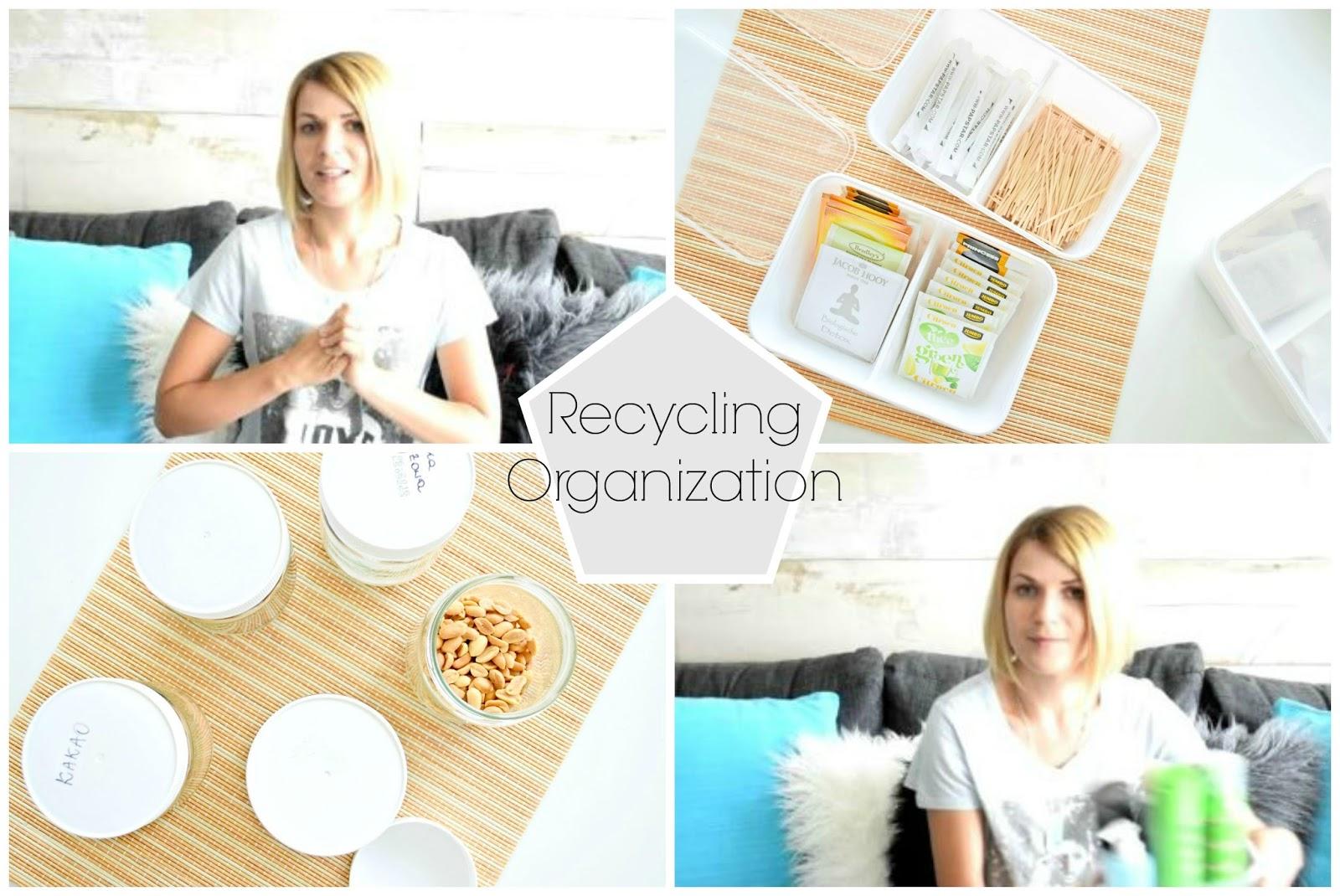 organizacja z recyklingu