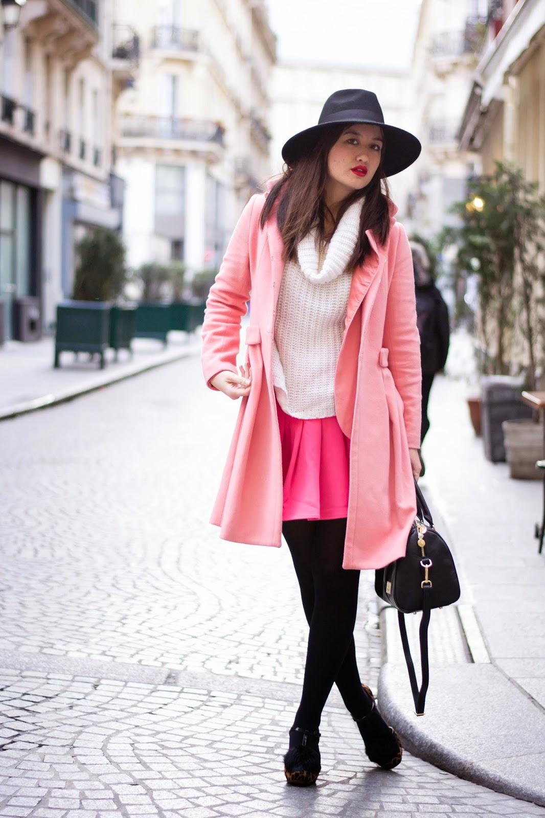 巴黎时尚风格