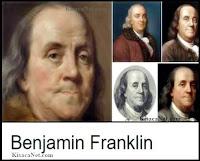 Benjamin Franklin'in Fotoğrafı