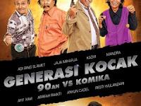 Download Film GENERASI KOCAK: 90AN VS KOMIKA (2017) Full Movie