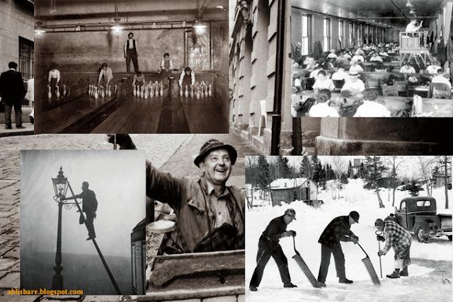 8 Pekerjaan Aneh Dan Unik Yang Hanya Ada Di Zaman Dulu