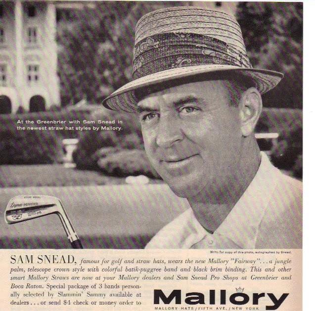 Greater Greensboro Open Blog: What's On Ebay? 1960 GOLFER
