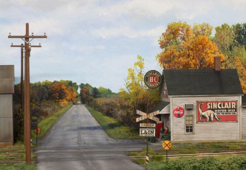Cp rail manitoba minnesota subdivision more backdrop - Model railroad backdrops ...