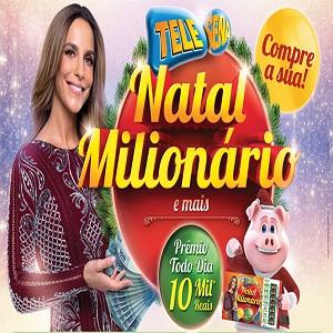 Prêmio todo dia Telesena de Natal 2017