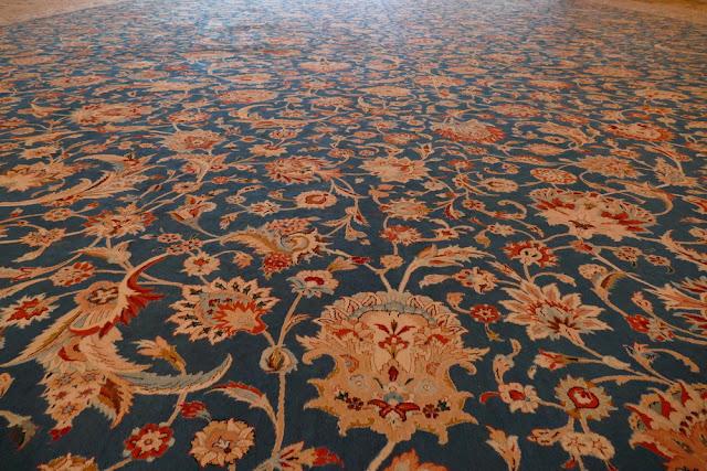 Teppich, Gebetsteppich, Sultan, Qabus, Moschee, Muscat, Oman