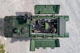 Piranha V 8x8 GDELS Pembawa Mortir Swa Gerak
