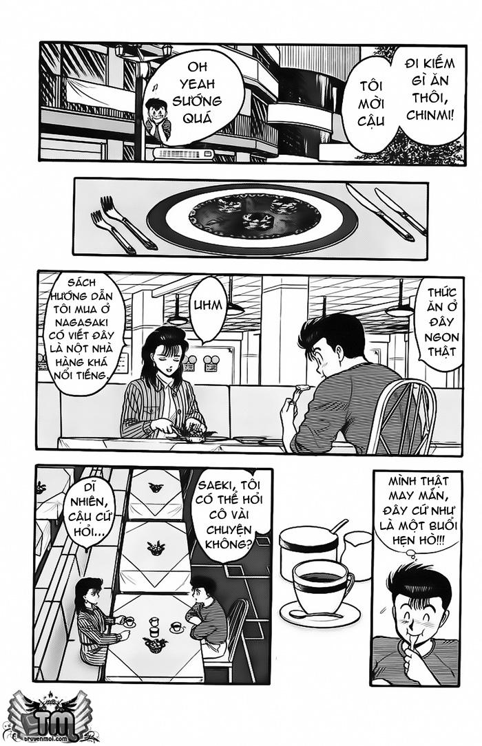 Break Shot chap 072 trang 8