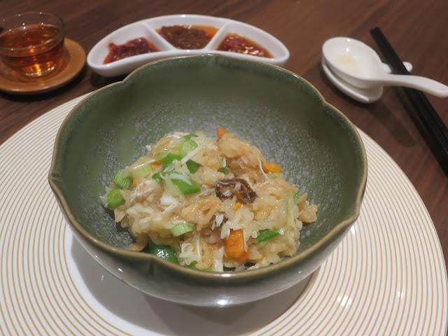 鸳鸯米饭烩膏蟹