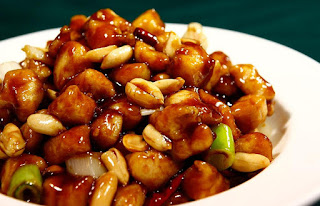 cara membuat kungpao chicken