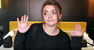 Maisie-Williams-YouTube