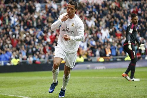 Ronaldo vẫn trên đỉnh cao dù đã ở tuổi 31