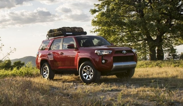 2017 Toyota 4Runner TRD Off-Road Concept And Specs