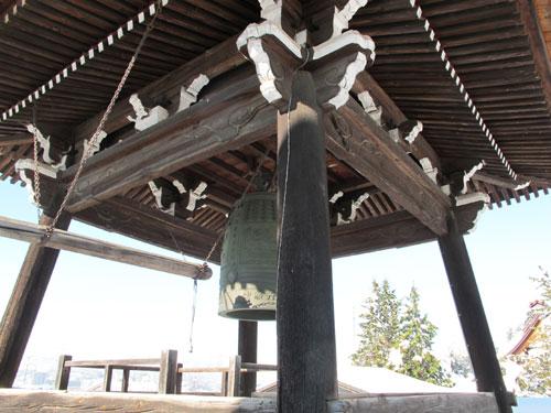 Sogenji Temple Bell, Takayama