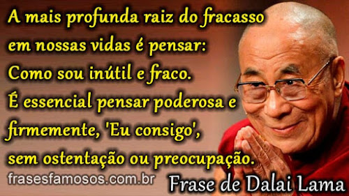 frases do Dalai Lama