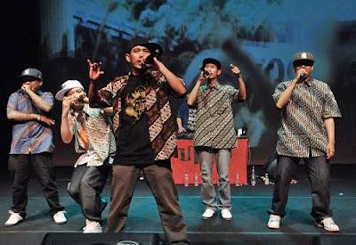 Lagu Hip Hop Jawa