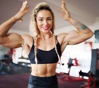Female bodybuilding more attractive as well as much healthier