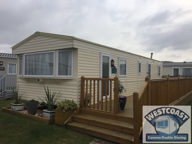 double glazing windows for static caravans