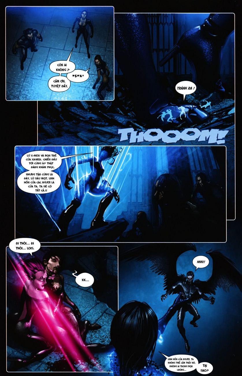 X-Men Necrosha chap 13 trang 18