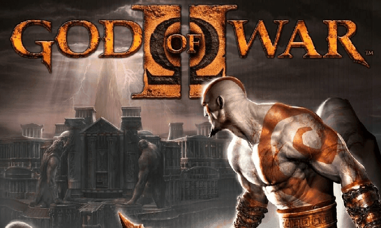 تحميل لعبة god of war للكمبيوتر