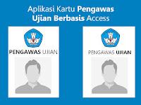 Aplikasi Kartu Pengawas Ujian Berbasis Access