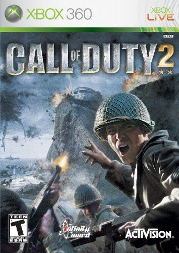 Call of Duty 2 [Region Free][PAL][ISO] - Download Game Xbox