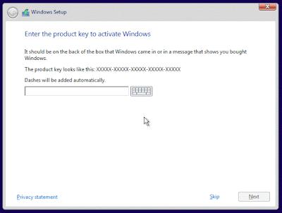 Cara Mudah Instal Windows 10
