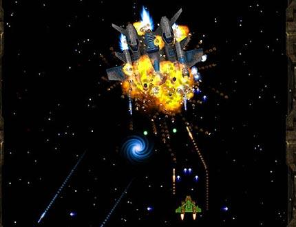 تحميل لعبة حرب الفضاء Last Space Fighter كاملة ومجانية