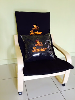 Personalized Kids Chair with Cushion, name embroidery, $99.90