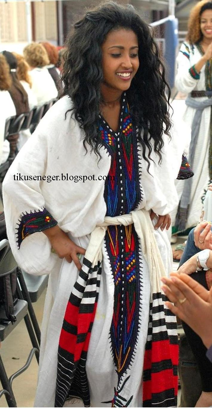 17 Best images about Ethiopian traditional clothes on ...  |Ethiopian Fashion Clothes