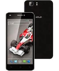 Rs. 7800/- Xolo Q1200 (Black) at Amazon