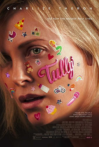 Tully 2018 English 800MB WEB-DL ESubs 720p