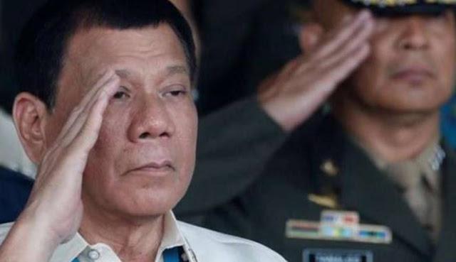 Duterte Perintahkan Anaknya Dibunuh Jika Terlibat Narkoba