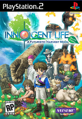 Innocent Life: A Futuristic Harvest Moon PS2 GAME ISO