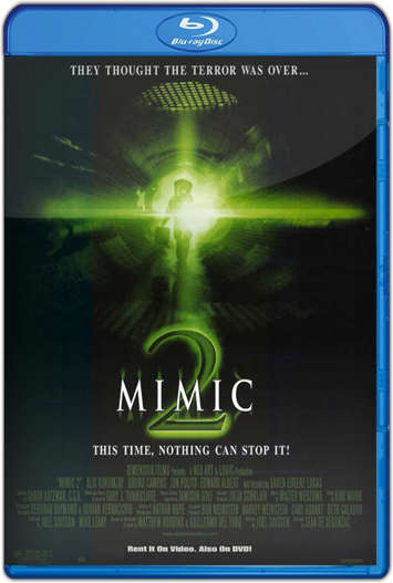 Mimic 2 El Descubrimiento (2001) | 3gp/Mp4/DVDRip Latino HD Mega