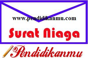 Pengertian Surat Niaga