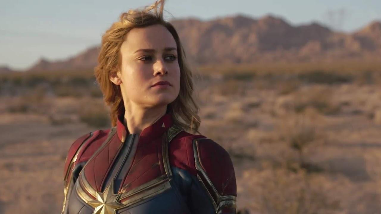"""Brie Larson diz que não se preocupou com as críticas sobre a Capitã Marvel: """"Eu não tenho tempo para isso"""""""